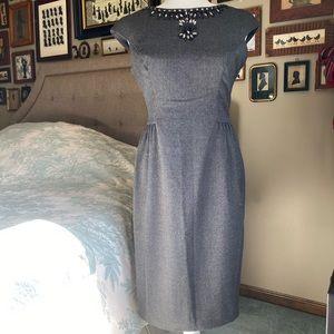 Maggy London Embellished Dress